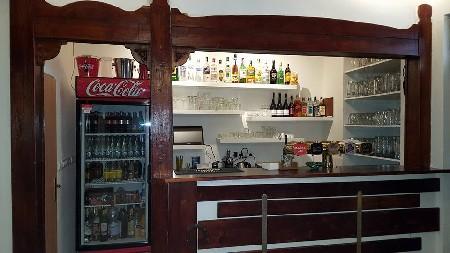 Bar naší restaurace